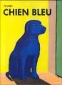 Couverture Chien bleu Editions L'École des loisirs 2002