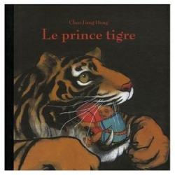 Couverture Le prince tigre