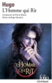 Couverture L'homme qui rit Editions Folio  (Classique) 2012