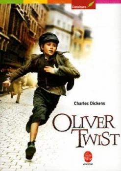 Couverture Oliver Twist, abrégé