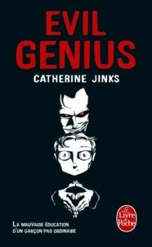 Couverture Les Aventures de Cadel Piggott, tome 1 : Evil Genius