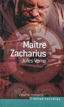 Couverture Maître Zacharius