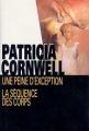 Couverture Une peine d'exception, La séquence des corps Editions France Loisirs 1995