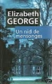 Couverture Lynley et Havers, tome 12 : Un nid de mensonges Editions France Loisirs 2004