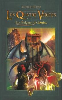 Couverture Les énigmes de l'Aube, tome 2 : Les Quatre Vérités
