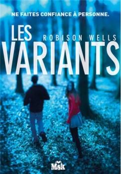 Couverture Les variants, tome 1