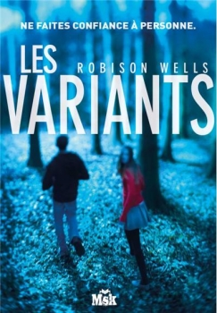 [Wells, Robison] Les Variants - Tome 1 Couv47776803