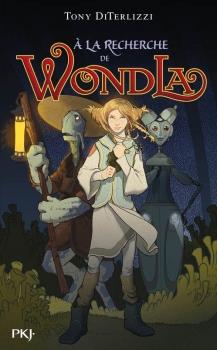Couverture Wondla, tome 1 : À la recherche de Wondla