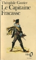 Couverture Le capitaine Fracasse Editions Folio  1972