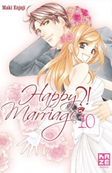 Couverture Happy Marriage!?, tome 10