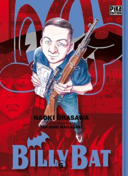 Couverture Billy Bat, tome 05