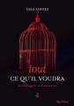 Couverture Tout ce qu'il voudra, tome 4 : Dommages collatéraux Editions Marabout (Red Velvet) 2012