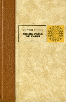 Couverture Notre-Dame de Paris, abrégé, tome 1