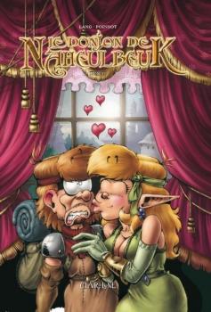 Couverture Le donjon de Naheulbeuk (BD) - Premier Cycle, tome 11 : Quatrième saison, partie 2