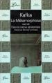 Couverture La métamorphose Editions Librio 2002
