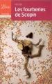 Couverture Les fourberies de Scapin Editions Librio (Théâtre) 2010