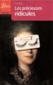 Couverture Les Précieuses ridicules Editions Librio (Théâtre) 2010