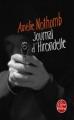Couverture Journal d'Hirondelle Editions Le Livre de Poche 2012