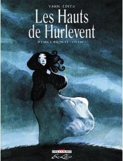 Couverture Les hauts de Hurlevent (BD), tome 1