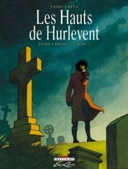 Couverture Les hauts de Hurlevent (BD), tome 2