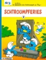 Couverture Schtroumpferies, tome 2 Editions Le Lombard 1996