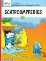Couverture Schtroumpferies, tome 3 Editions Le Lombard 1997
