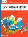 Couverture Schtroumpferies, tome 4 Editions Le Lombard 1999