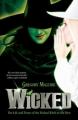 Couverture Wicked, tome 1 : La véritable histoire de la méchante sorcière de l'ouest Editions Headline 2006