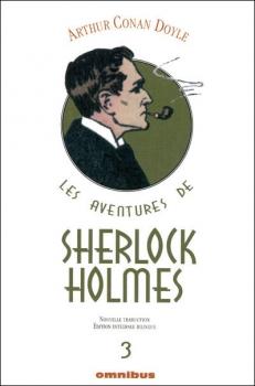 Couverture Les aventures de Sherlock Holmes (Omnibus), tome 3
