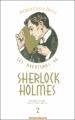 Couverture Les aventures de Sherlock Holmes (Omnibus), tome 2 Editions Omnibus 2006