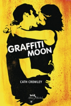 Couverture Graffiti Moon