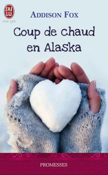 Couverture Coup de chaud en Alaska