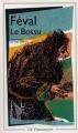 Couverture Le bossu Editions Flammarion (GF) 1997