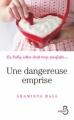 Couverture Une Dangereuse emprise Editions Belfond 2012