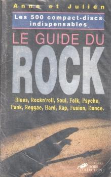 Couverture Le Guide du Rock : Les 500 compact-discs indispensables