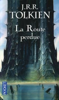 Couverture Histoire de la Terre du Milieu, tome 4 : La Route Perdue