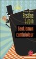 Couverture Arsène Lupin gentleman cambrioleur Editions Le Livre de Poche 2008