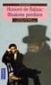 Couverture Illusions perdues Editions Pocket (Classiques) 2008
