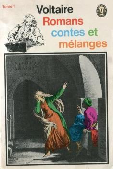 Couverture Romans, contes et mélanges, tome 1
