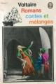 Couverture Romans, contes et mélanges, tome 1 Editions Le Livre de Poche (Classique) 1972