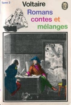Couverture Romans, contes et mélanges, tome 2