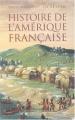 Couverture Histoire de l'Amérique française Editions Flammarion 2003