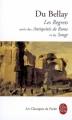Couverture Les regrets suivi des Antiquités de Rome et du Songe Editions Le Livre de Poche (Les Classiques de Poche) 2002
