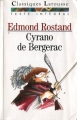 Couverture Cyrano de Bergerac Editions Larousse (Classiques) 1996