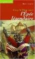 Couverture Rougemuraille : Cluny le fléau, tome 2 : L'épée légendaire Editions Mango (Jeunesse) 1998