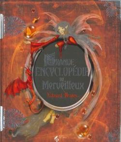 Couverture Grande encyclopédie du merveilleux