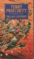 Couverture Les Annales du Disque-Monde, tome 22 : Le Dernier Continent Editions Corgi 1999
