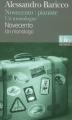 Couverture Novecento : Pianiste Editions Folio  (Bilingue) 2010