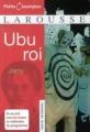 Couverture Ubu roi Editions Larousse (Petits classiques) 2007