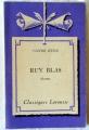 Couverture Ruy Blas Editions Larousse (Classiques) 0